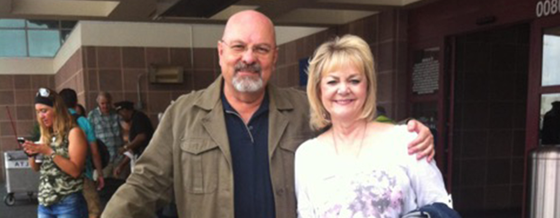Ron & Christi Bishop:</br> Cross-Cultural Missions