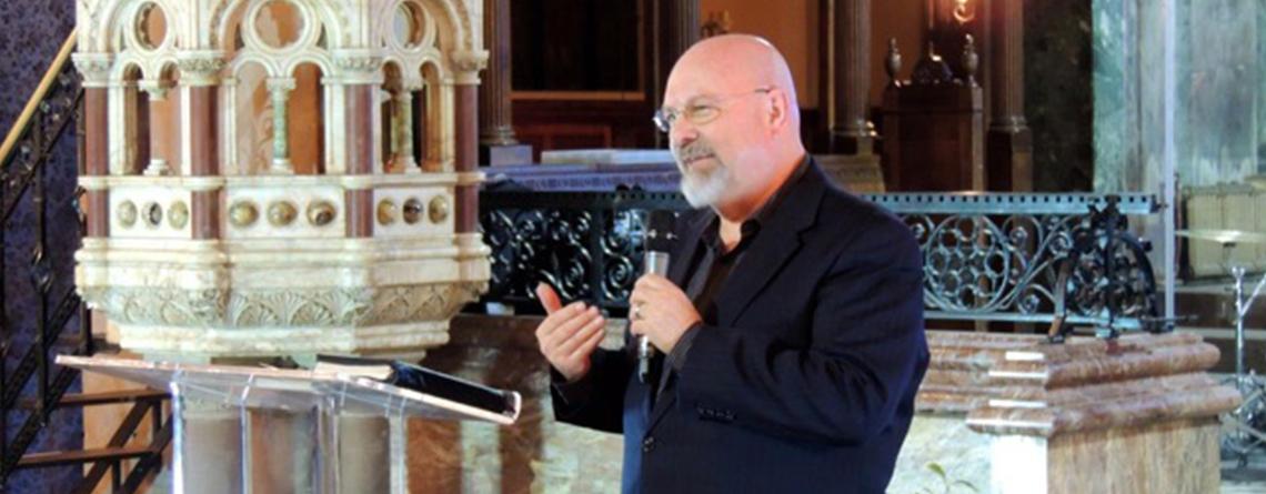 Ron Bishop: </br>Conference Speaker